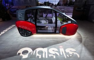 HARMAN Unveils The Ultimate In-Car Experience for Intelligent, Intuitive Autonomous Driving at CES 2017