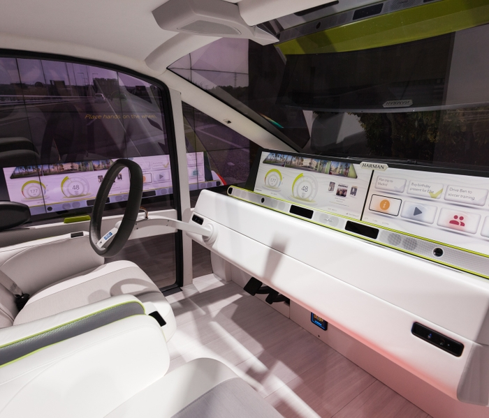 Rinspeed Interior