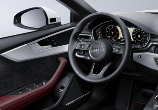 2016-11 Audi A5 Cabriolet Bang & Olufsen