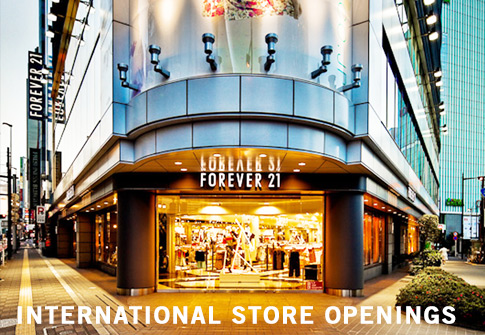 International New Store Openings