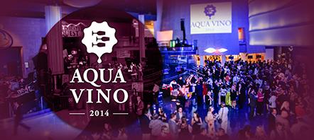 Aqua Vino 2014