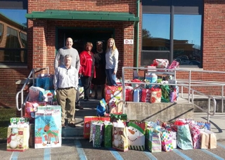 AMSEC Holiday Giving