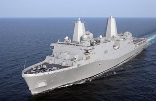 LPD 19 USS Mesa Verde