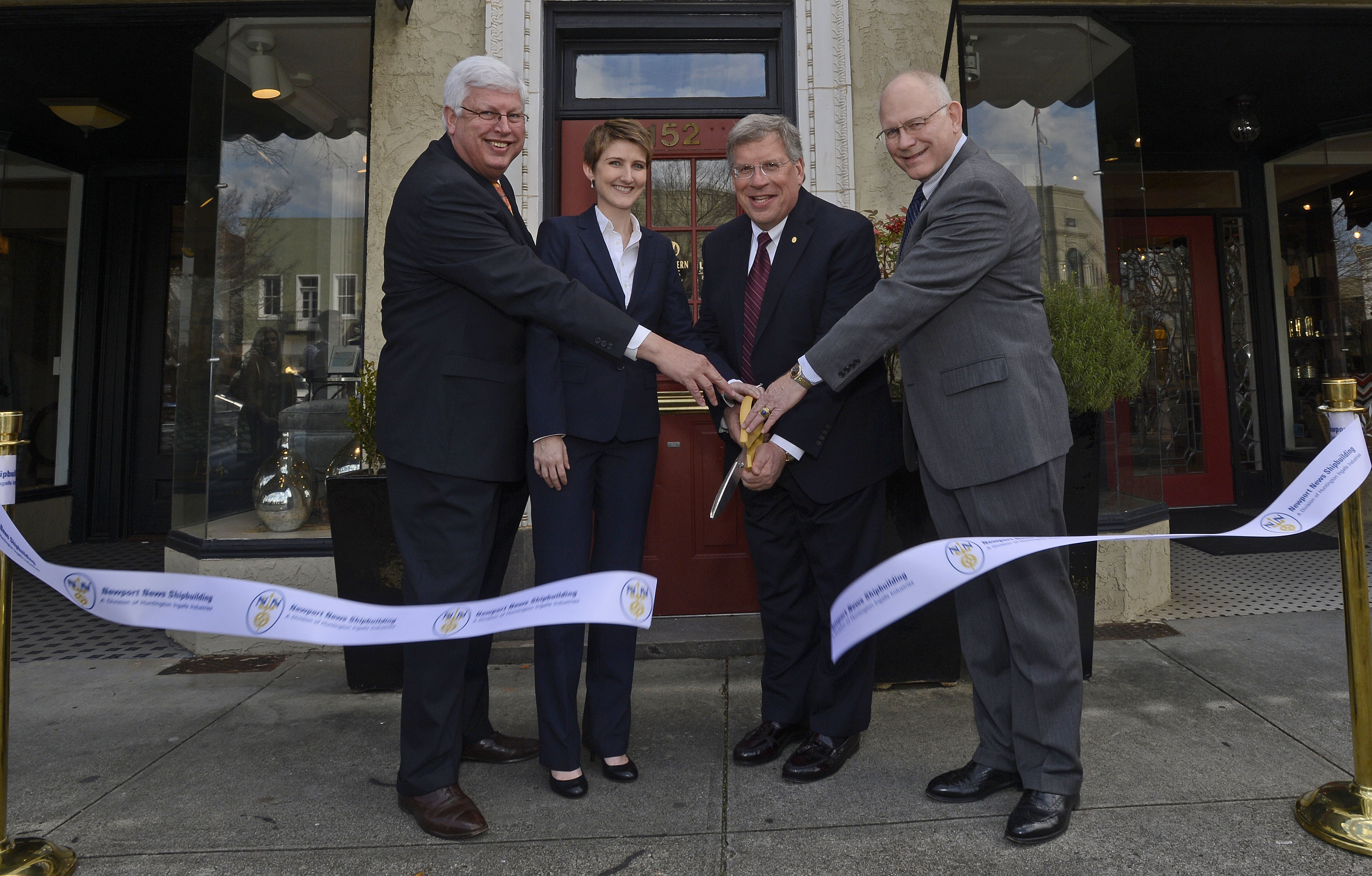 Newport News Shipbuilding Opens Office in Aiken, S.C.