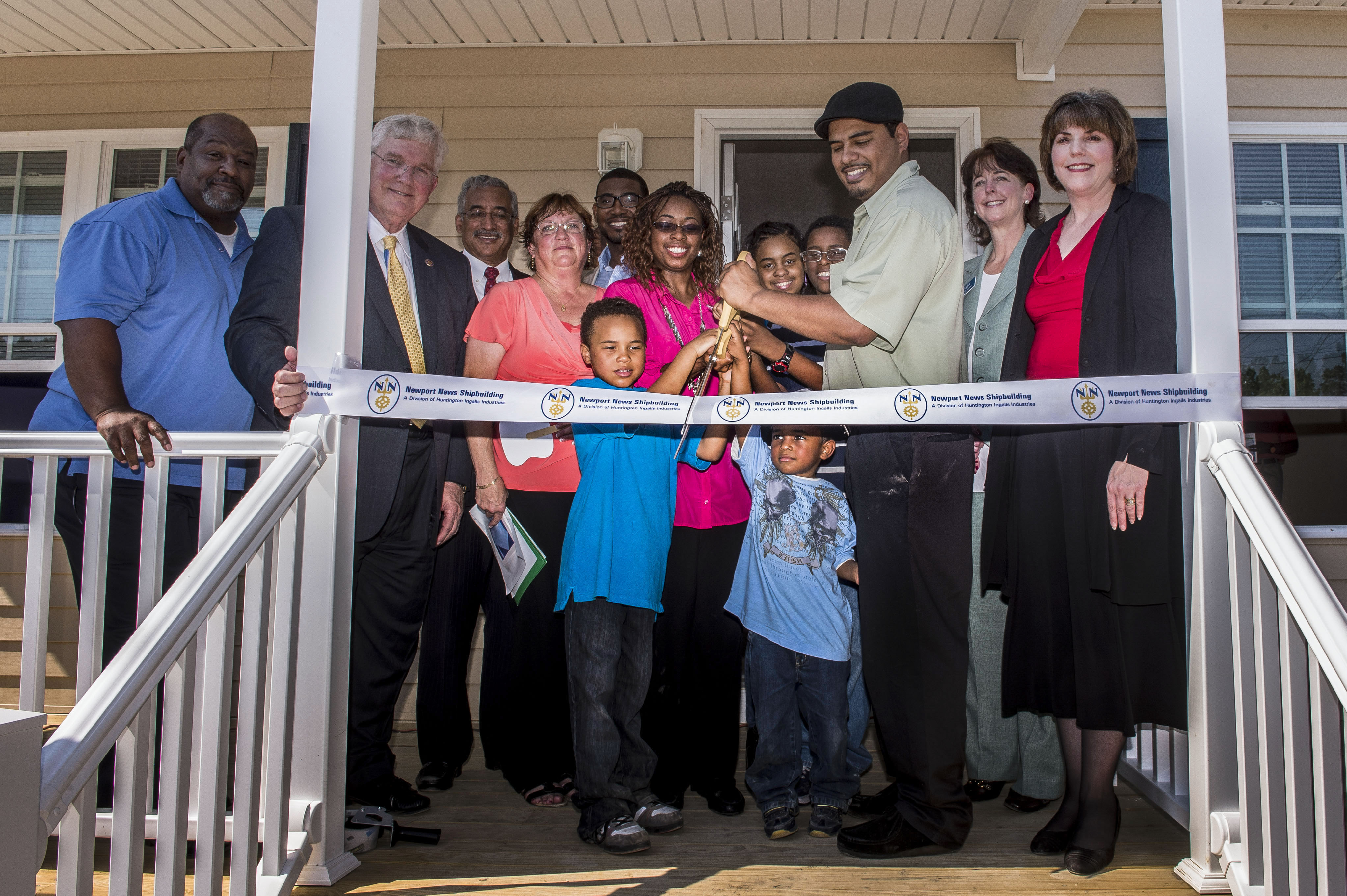 12th Habitat For Humanity House Dedicated