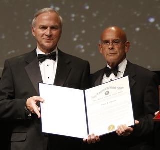Edenzon Presented with Nimitz Award