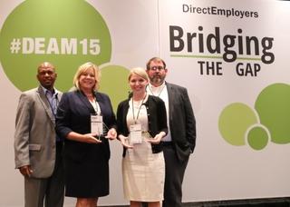 Ingalls Shipbuilding Wins DirectEmployers Awards