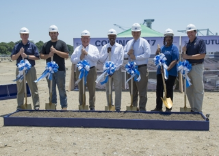 Photo Release—Newport News Shipbuilding Breaks Ground for
