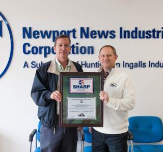 OSHA Recognizes Newport News Industrial