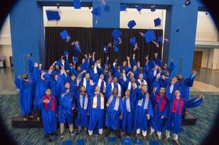 Ingalls Apprentice School Graduation