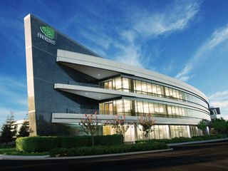 NVIDIA' Santa Clara Headquarters