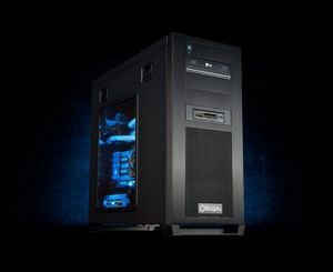 Origin PC GENESIS desktop PCs feature the new Intel X79 chipset, NVIDIA Geforce GTX GPUs in SLI mode and Origin's professional overclocking and cooling offer power and performance in perfect harmony. The fastest just got faster!