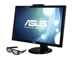 ASUS VG278H 27-inch LED Full-HD Monitor with NVIDIA(R) 3D LightBoost(TM) Technology
