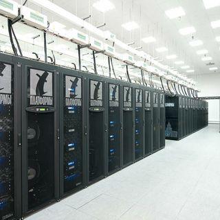 Moscow State University's Lomonosov Supercomputer