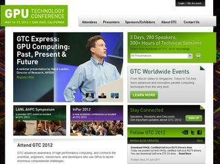 New GTC Community Website