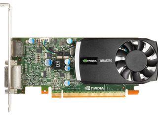 NVIDIA Quadro 400 - top of card image