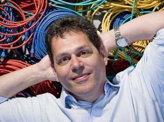 Professor Bruce Allen - Project Director - Einstein@Home. Copyright: N. Michalke / AEI Hannover