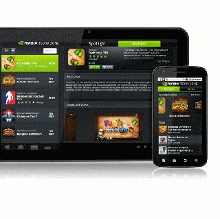 Tegra Zone app is the destination to find the richest games for Tegra-powered super phones and tablets