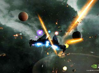 Galaxy on Fire 2 THD