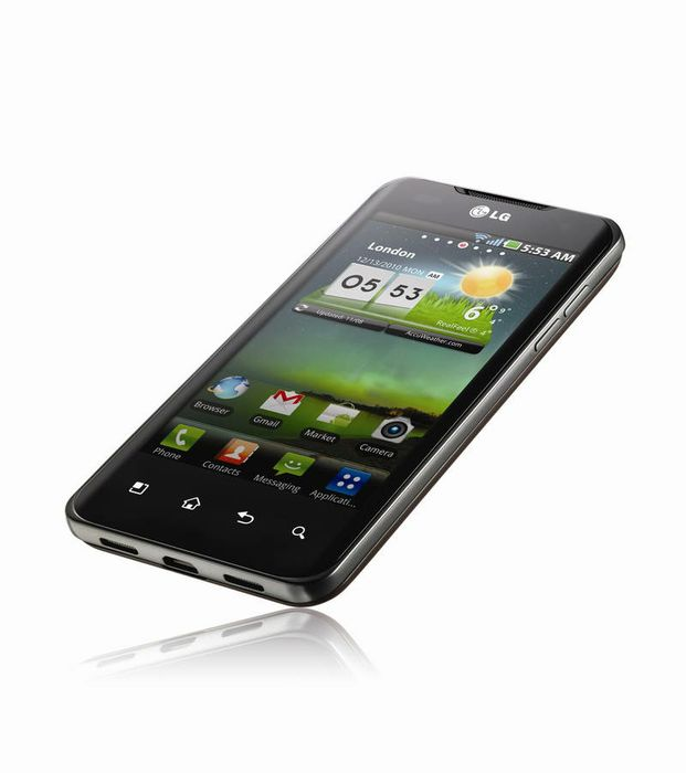One of the first devices in the next wave of super phones is the new LG Optimus 2X powered by Tegra 2.