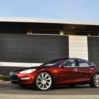 Tegra processors will power the infotainment, navigation and instrument-cluster systems in the Tesla Model S.