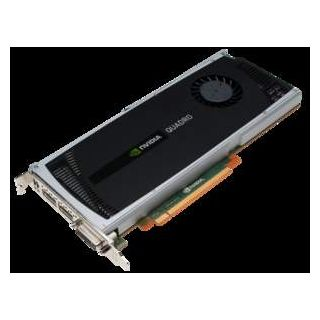 New NVIDIA Quadro 4000 professional graphics solution(1)