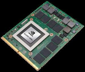 New NVIDIA Quadro 5000M professional graphics solution (1)