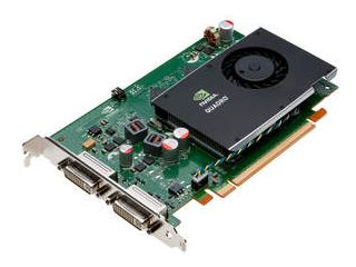 NVIDIA Quadro FX 380 certified professional graphics solution for AutoCAD 2011