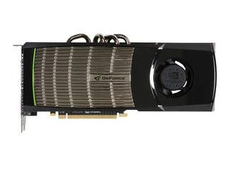 The new GeForce GTX 480 is the world's fastest GPU for gaming.