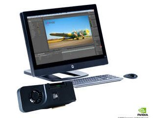 HP Z1 All-In-One Workstation with NVIDIA Quadro professional graphics (1)