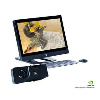 HP Z1 All-In-One Workstation with NVIDIA Quadro professional graphics (2)
