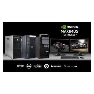 New NVIDIA Maximus workstations