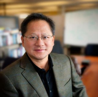 Jen-Hsun Huang, NVIDIA Co-Founder, President and Chief Executive Officer