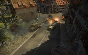 With more than 55 million registered users worldwide, World of Tanks is a fast-paced PC shooter game with in-depth weaponry, economics and robust eSports tools such as spectator mode and replay file support.
