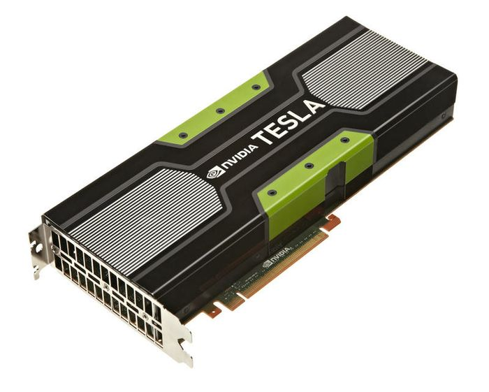 NVIDIA Tesla K20X GPU Accelerators