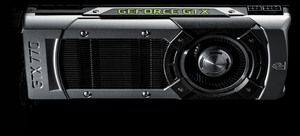 Designed for dispatching extremely fast frame rates to all of this year's hottest PC games, the new NVIDIA GeForce GTX 770 GPU boasts an incredibly powerful Kepler GPU with 1,536 cores and either 4GB or 2GB of high-speed 7 Gbps GDDR5--the world's faste...
