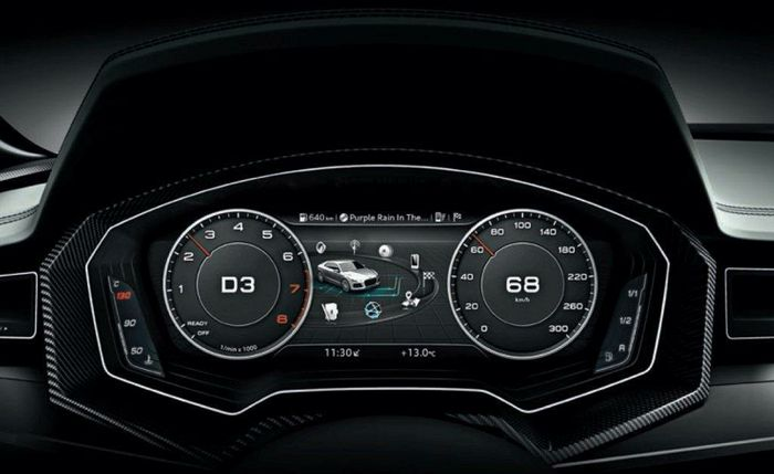 Audi's virtual cockpit, powered by NVIDIA Tegra 3, will begin appearing in the Audi TT later this year.