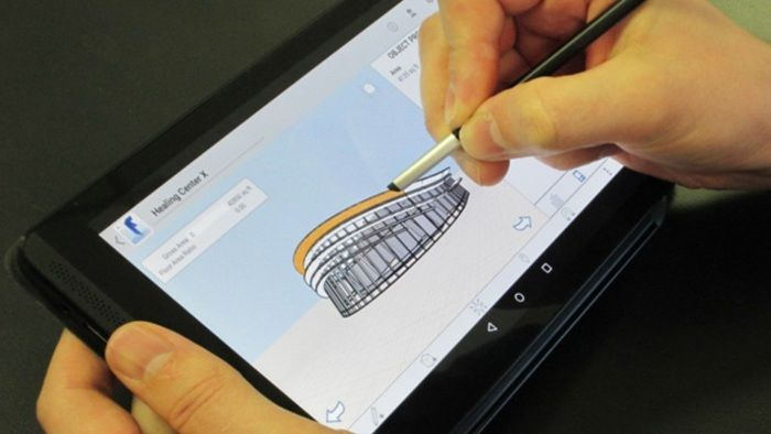 Back to the Drawing Board: Architects Take Stylus From Sketch to 3D Models