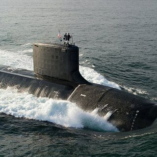 Guess What Just Surfaced? U.S. Nuclear Subs May Soon Use SHIELD