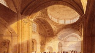 Banking on Crowd-Sourcing: Lost Neo-Classical Treasure Gets Brought Back to Life Digitally