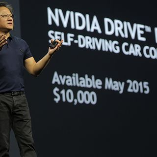 How NVIDIA DRIVE PX Will Help Automakers Slim Down Self-Driving Cars