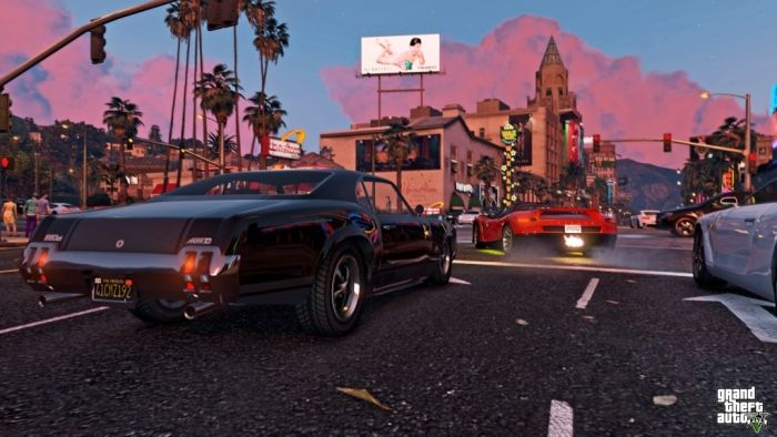 "I'm Game Ready: ""Grand Theft Auto V"" Rocks with NVIDIA GameWorks Tech, Game Ready"