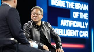 NVIDIA CEO Envisions AI Enabling Cars to Customize Driving Experience
