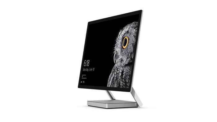 NVIDIA GPUs Power New Surface Studio; Deliver 2X Graphics Performance to New Surface Book