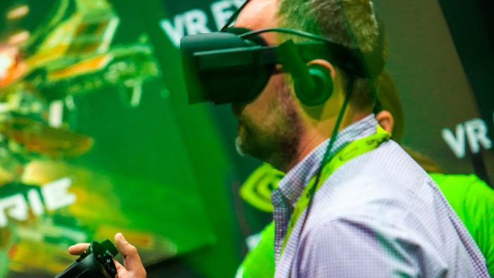 Theme Parks for Your Face: Now's the Time to Take Risks with VR, Digital Storytellers Say