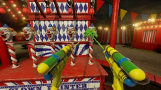 VR Funhouse Gets Two Zany New Levels, Support for Oculus Touch