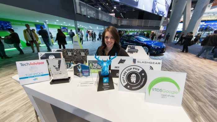 CES 2017: NVIDIA Racks Up Two Dozen Awards and Counting