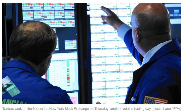 big stock traders