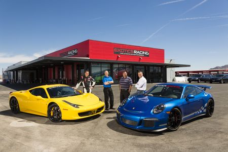 Exotics Racing's new facility
