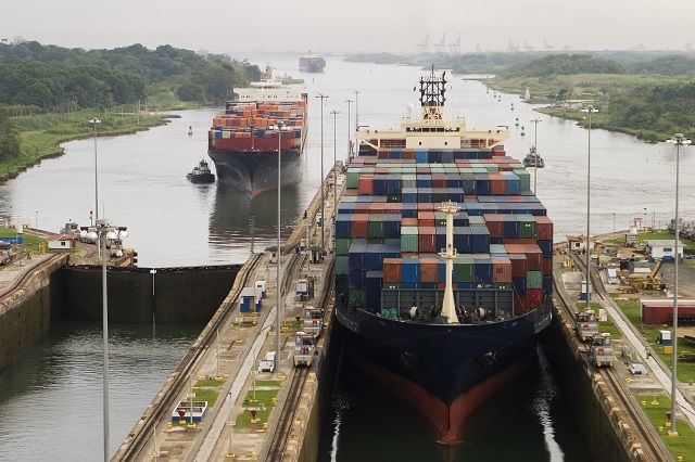 competition of ports with the panama canal The panama canal is getting a makeover, and it could be a gamechanger for atlantic coast ports -- that is, if those ports are ready in time.